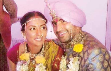 Shveta Salve gets hitched in Goa