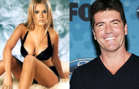 Simon Cowell had a fling with Katie Price