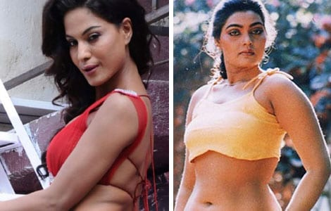 Veena Malik to play Silk Smitha in Kannada <i>The Dirty Picture</i>