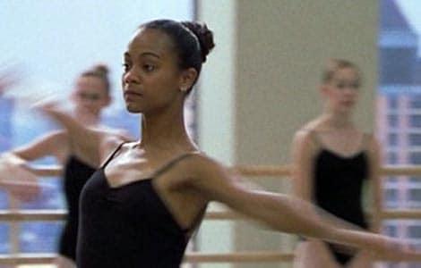 Zoe Saldana talks about why she quit ballet