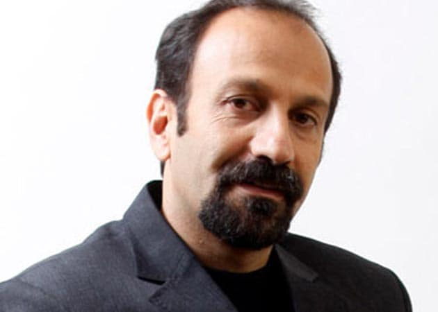 Iranian director Farhadi claims EU prize at Cannes