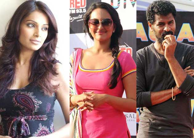 Bipasha, Sonakshi, Prabhu Deva, Shahid to perform at IIFA