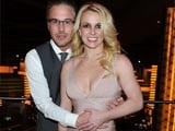 Britney Spears' fiance makes romantic video for her