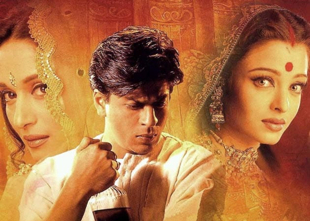 Time ranks <i>Devdas</i> in millennium's top 10