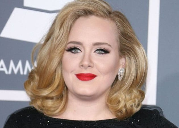 Adele doesn't want to be a celebrity