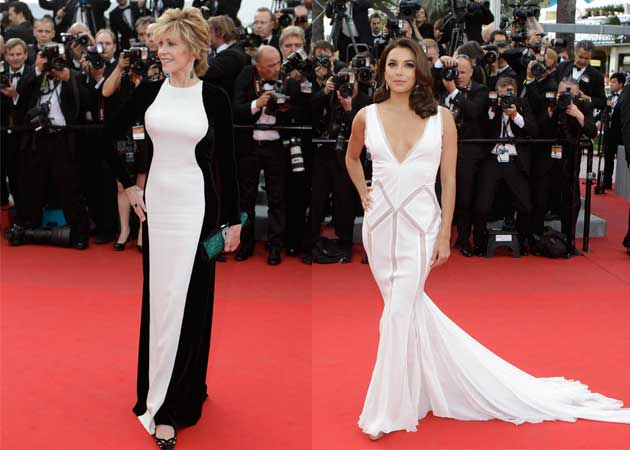 Glamour is ageless at Cannes