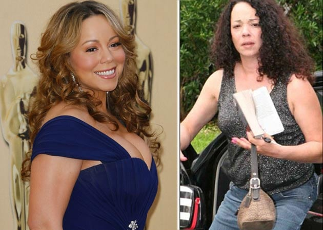 Mariah Carey's sister wants to end rift