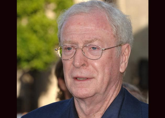 Michael Caine gets locked in attic