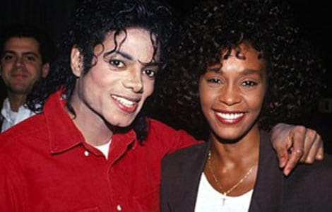 Did Michael Jackson and Whitney Houston have a secret affair?