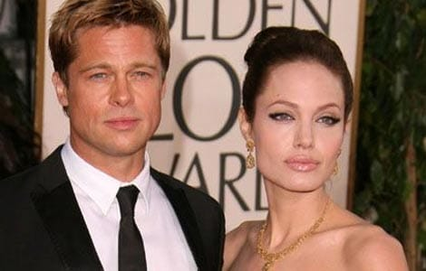 Brad Pitt takes charge of wedding