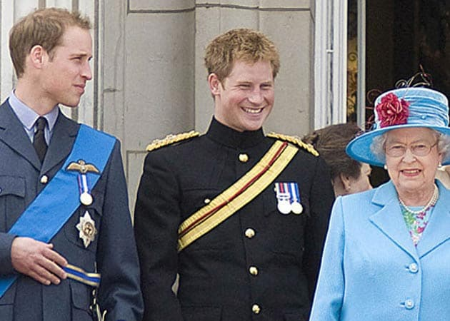 "Prince William and Prince Harry ""don't mess"" with grandmother"