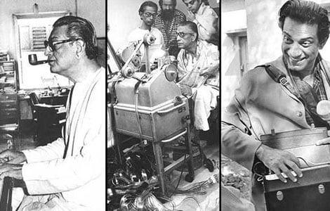 Satyajit Ray's 91st birth anniversary today