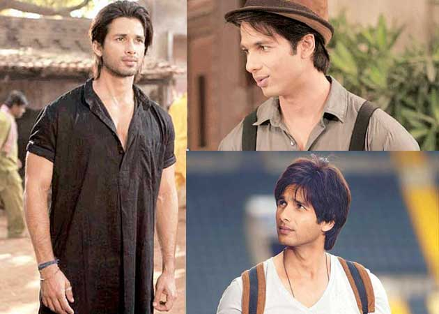 Shahid's putting triple the effort