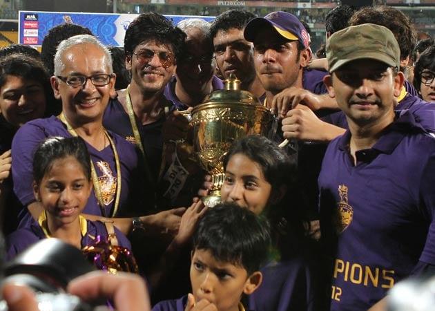 KKR wins IPL title, B-town cheers SRK