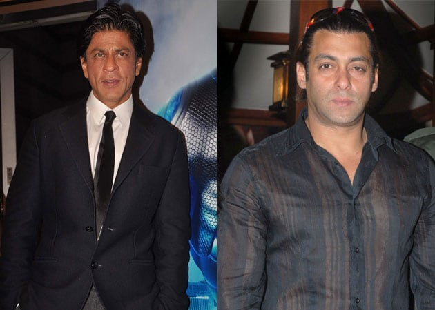Is Salman keeping tabs on arch-enemy SRK?