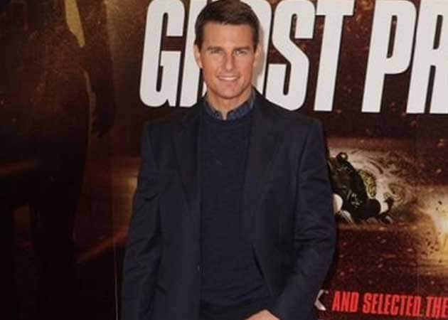 Childhood stuntman Tom Cruise