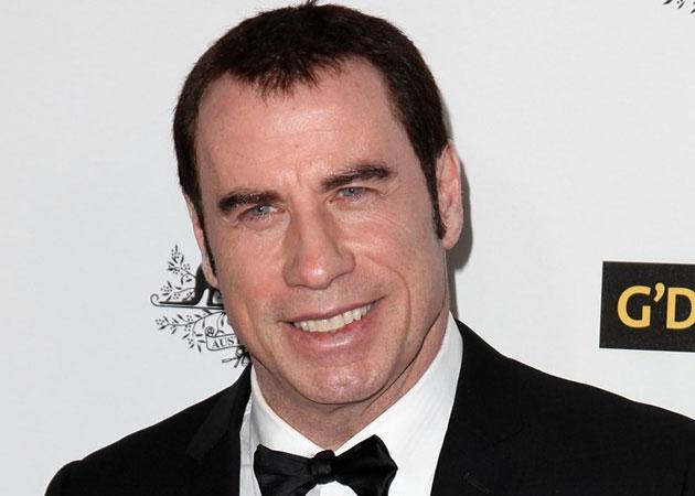 John travolta dating