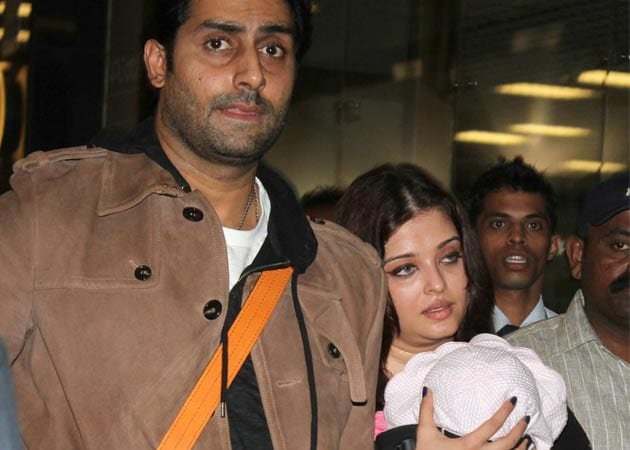 Aaradhya is the focus of everybody's attention, says dad Abhishek Bachchan