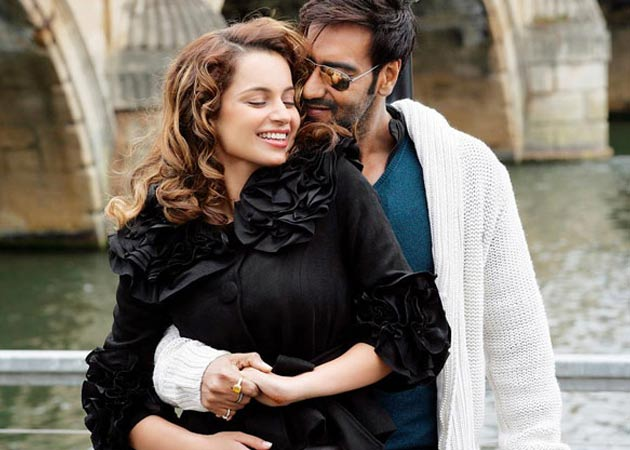 Did Ajay Devgn have a secret affair with Kangana?