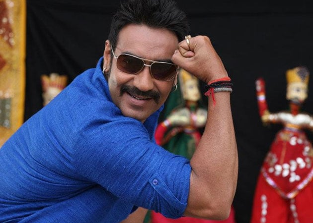 Buying film rights is like paying tribute: Ajay Devgn
