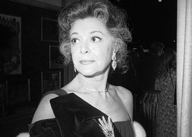 <i>Gone With the Wind</i> actress Ann Rutherford dies