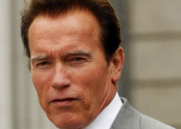 Arnold Schwarzenegger in Bollywood?
