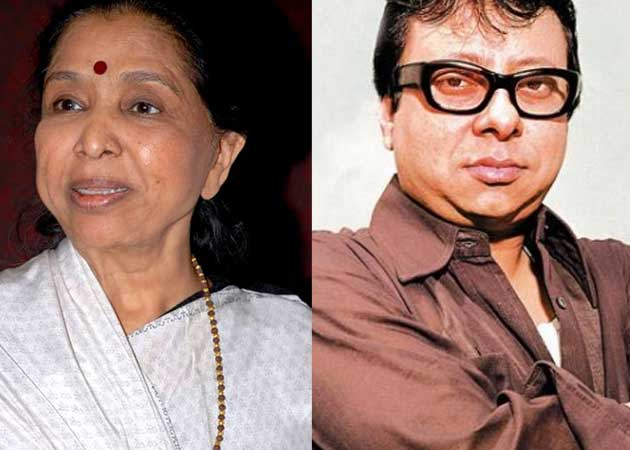 Asha remembers Pancham Da, breaks down