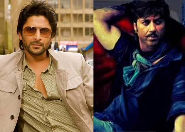 After Sanjay, Arshad moving onto new pairing with Sunny Deol