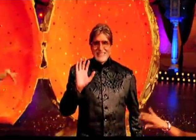 There's a Bachchan in our Easter egg, again
