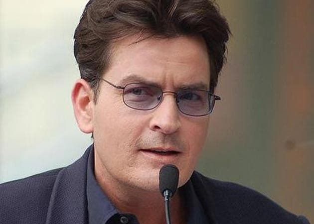 Charlie Sheen lost his virginity at the age of 15
