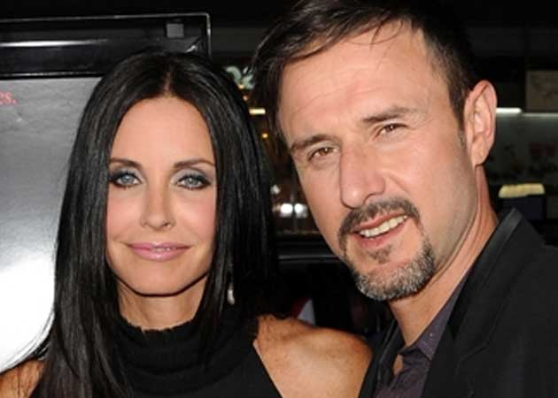 David Arquette has filed for divorce from Courteney Cox