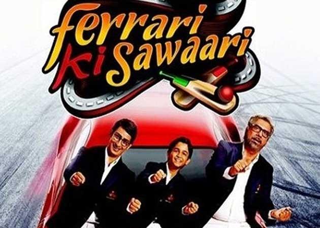 <i>Ferrari Ki Saawari</i> loses pace at the box office