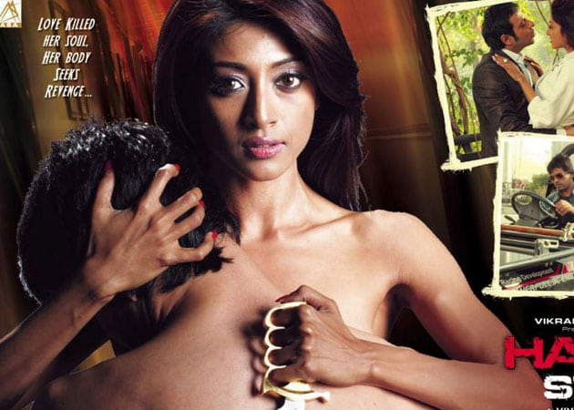 From erotica, <i>Hate Story</i> director moves onto political issues