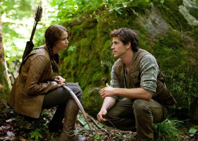 <i>The Hunger Games</i> tops MTV Movie Awards