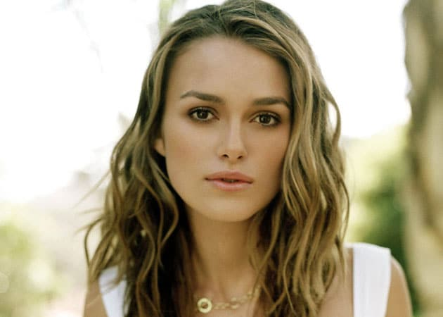 Keira Knightley would get drunk if world comes to an end