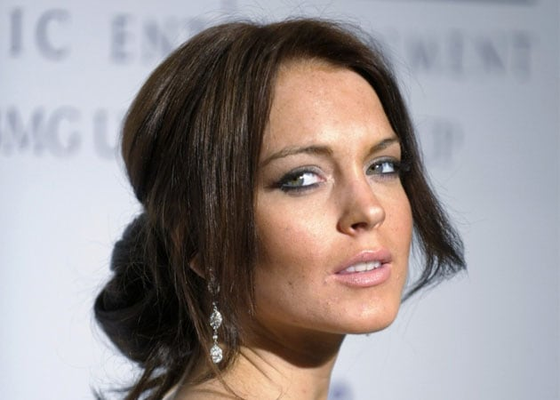 Lindsay Lohan worried about shooting nude scenes