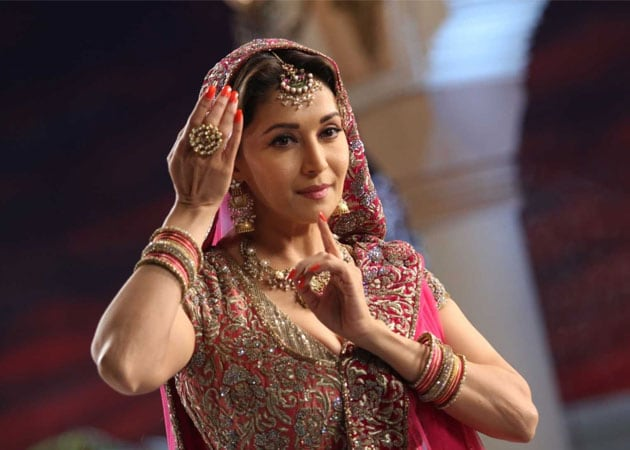 Madhuri Dixit in the sky? She gets her own real star
