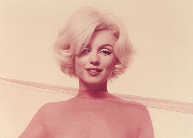 Rare, nude photos from Marilyn Monroe's last shoot surface