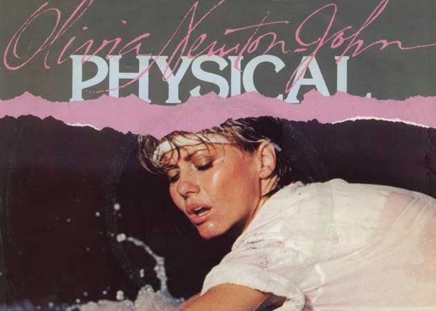 Olivia Newton-John's <i>Physical</i> voted sexiest song