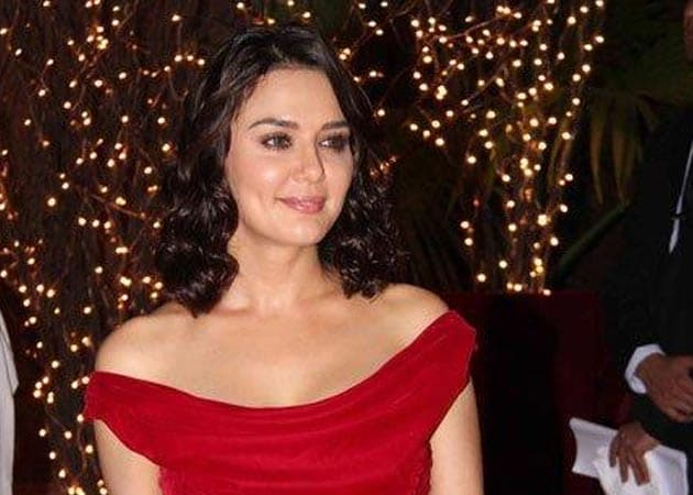 Preity Zinta signs two more films after <i>Ishkq in Paris</i>