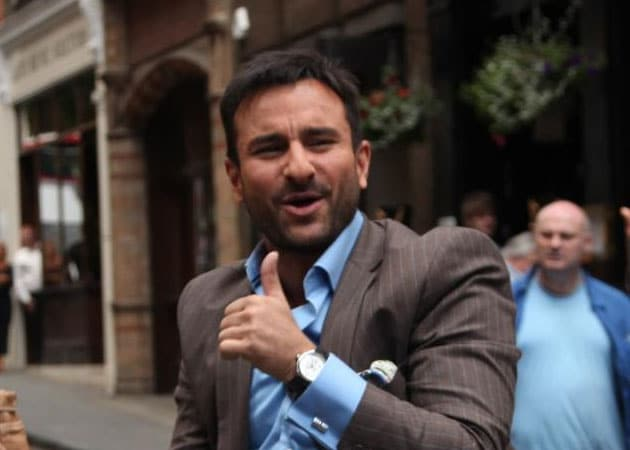 Saif not playing superhero in my film: Luthria