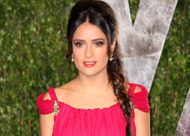 Salma Hayek missed out on her Olympics dream