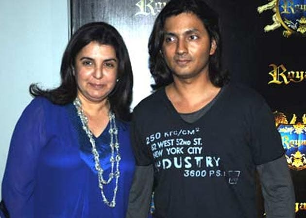 Without Shirish's support, couldn't have acted, says wife Farah Khan