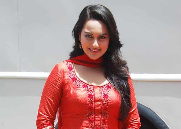 <i>Rowdy</i> Sonakshi Sinha is 25 today