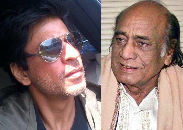 SRK remembers Mehdi Hassan