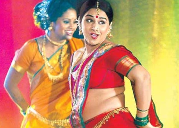 Fat, so? Vidya is living large & loving it