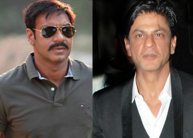 Ajay Devgn, Shah Rukh Khan to clash at the box office