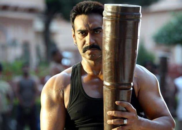 I am not taking on any Khan, says Ajay Devgn
