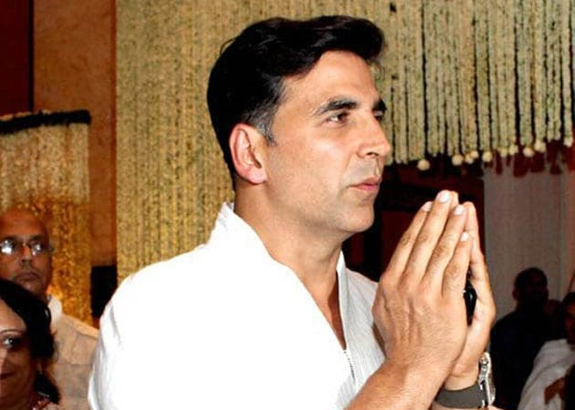 Aashirwaad dispute: Not a thing to talk about, says Akshay Kumar