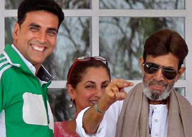 My father-in-law got a funeral he deserved: Akshay Kumar
